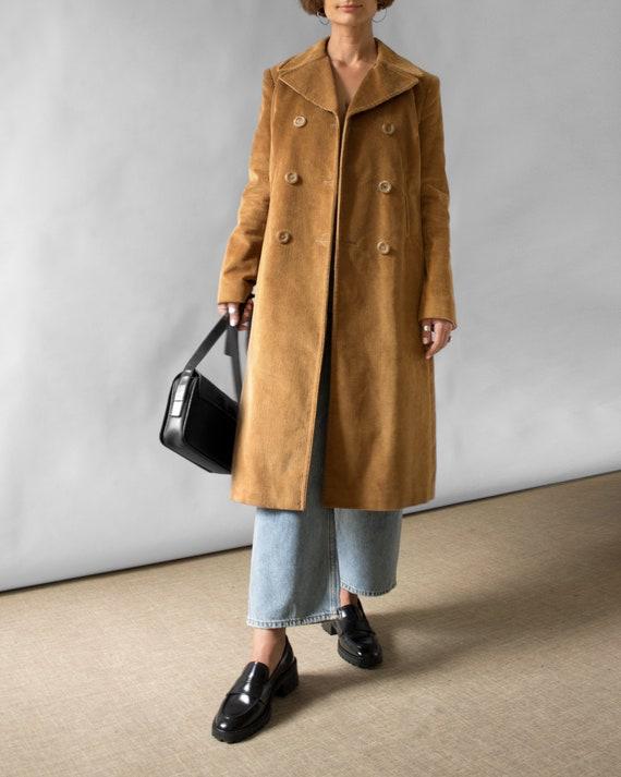 Dolce & Gabbana Corduroy Coat