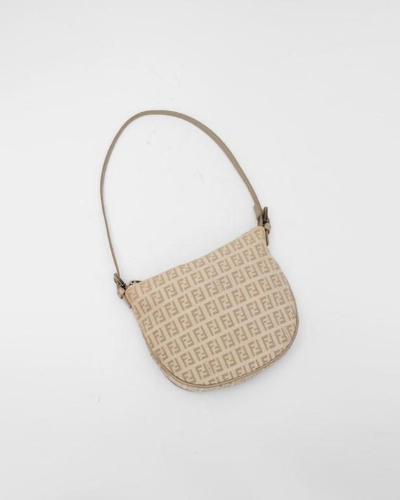 Fendi Oyster Shoulder Bag