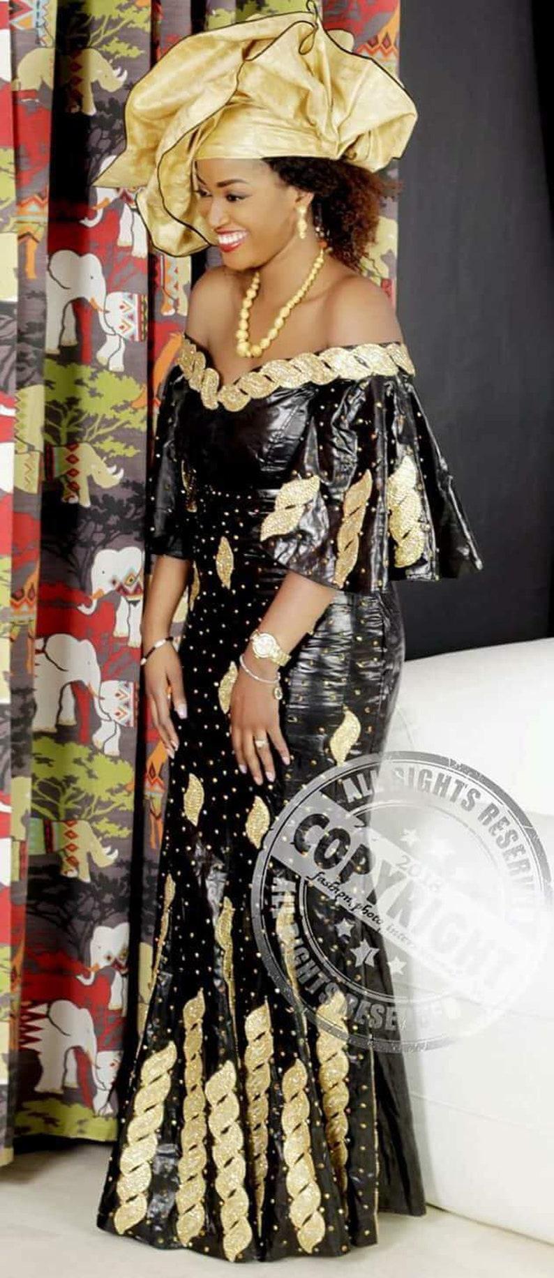 1a371eb194f Robe de la femme africaine vêtements africains mode