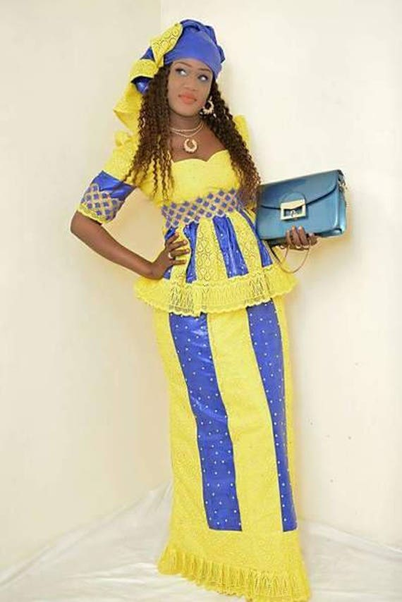 c0690a2bf96 Robe bazin femmes africaines