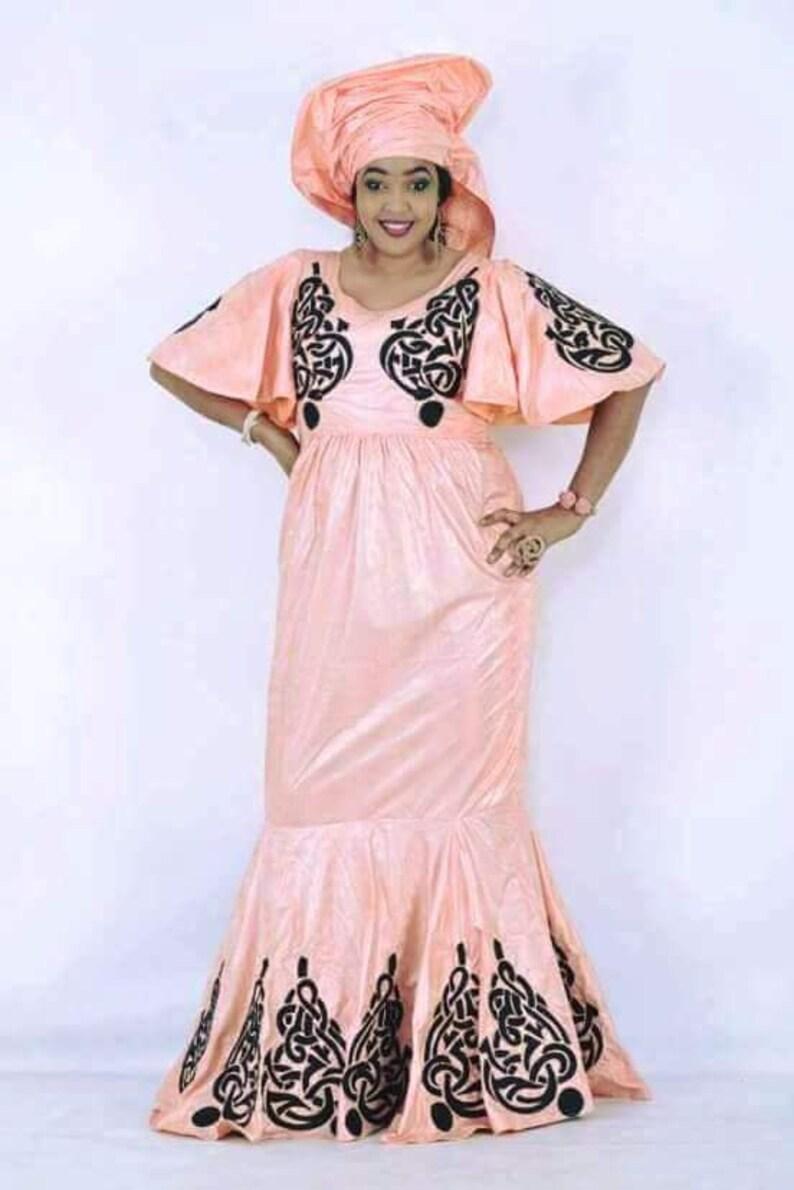 3cc58e321d0 Robe de la femme africaine vêtements africains mode