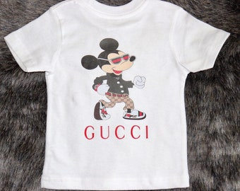 2e957e8d652 Gucci inspired T-shirt