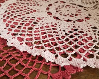 Sweet Nothings Doily
