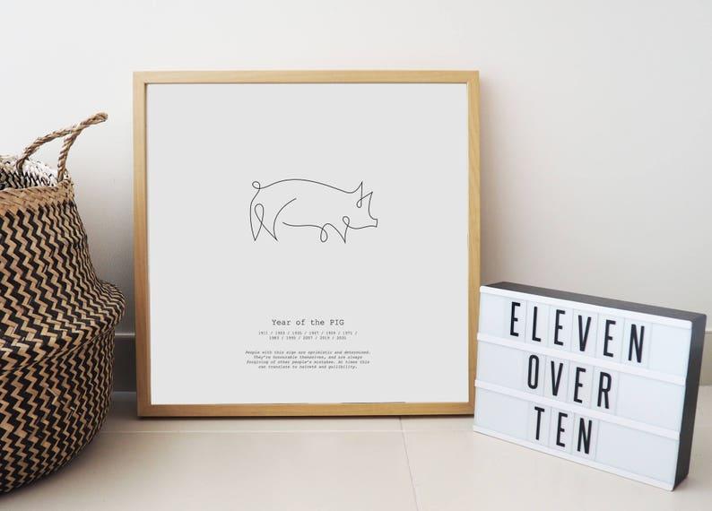 Pig - Chinese Zodiac