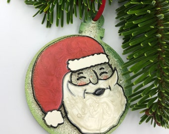 Santa - Christmas Tree Decoration