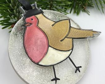 Robin - Christmas Tree Decoration