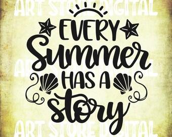 Summer svg | Etsy