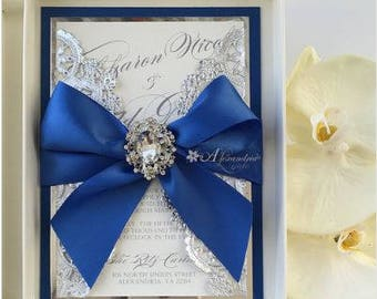 Royal Wedding Invitation Etsy