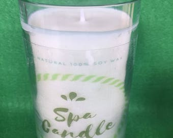 Spa Day - 18oz Soy Wax Candle