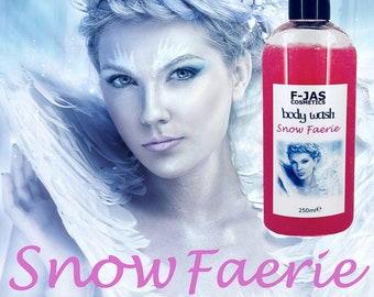 Snow Fairy Body Wash 250ml - Strong Lucious Scent