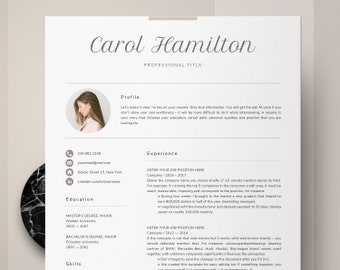Makeup artist resume | Etsy