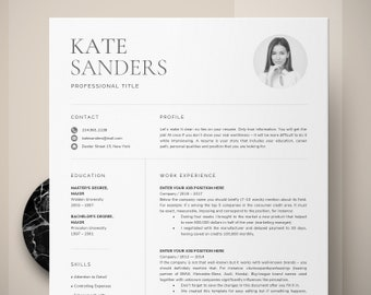 Creative resume | Etsy