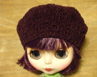 Blythe chenille hat or beret