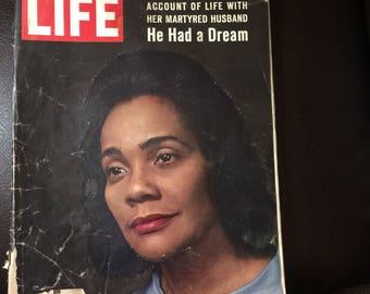 November 29 1963 Original Life Magazine John F Kennedy | Etsy