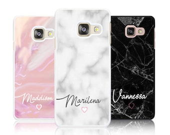 cheaper d2a2a ae481 Marble samsung case   Etsy