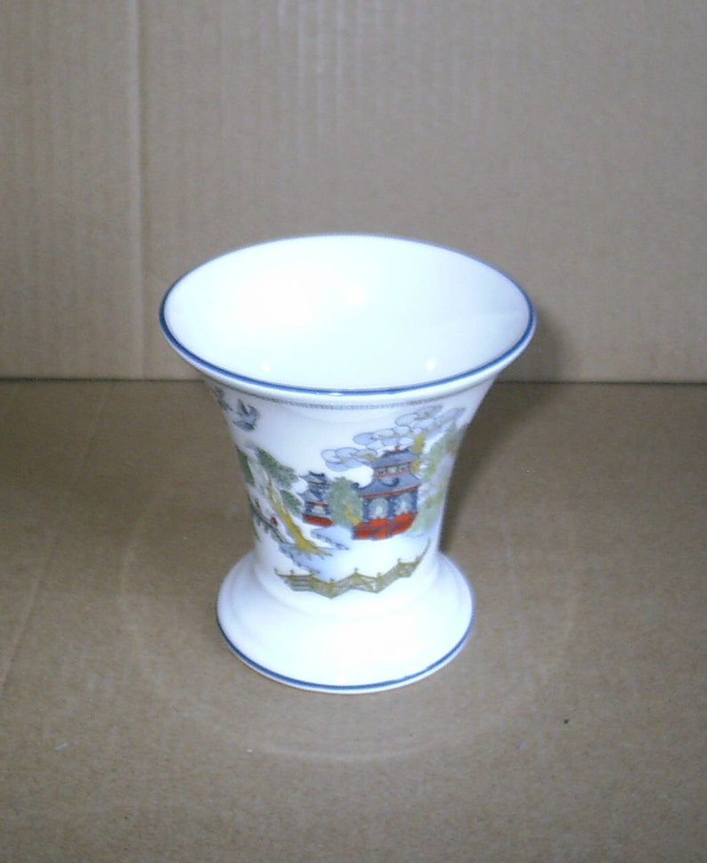 Wedgwood Chinese Legend Posy Vase