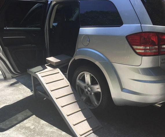 Large Dog Car Ramp Etsy