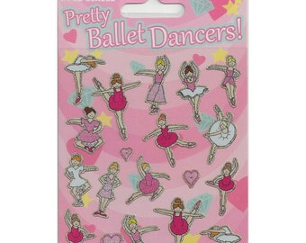 Ballet Dancer Stickers