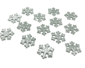 Fabric silver embellishments