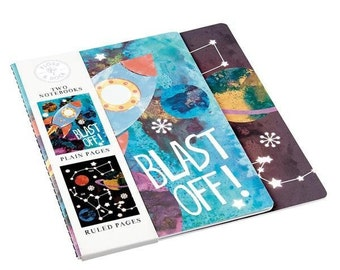 Space Notebook Set