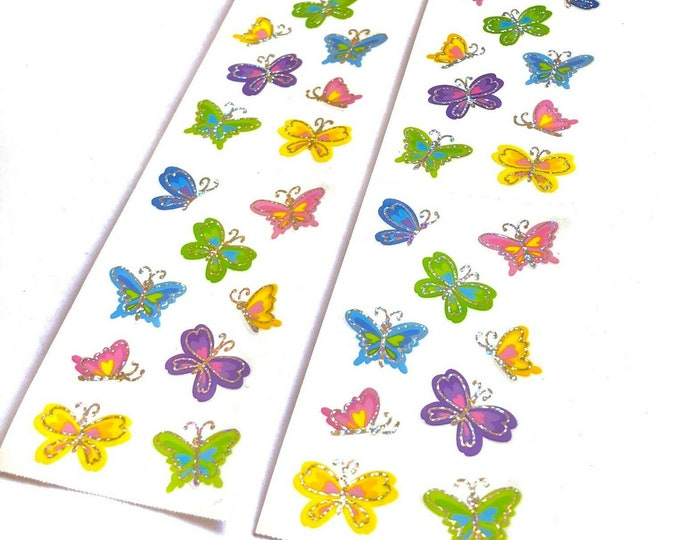 Featured listing image: Butterfly Stickers