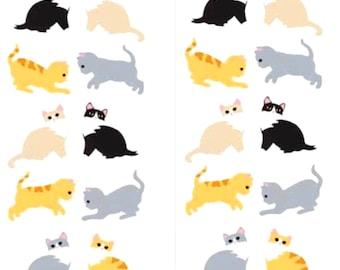 Mini Kittens Sticker Sheet x 2