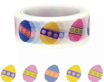 Easter washi tape roll, 5m roll