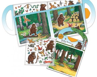 The Gruffalo Sticker Scene