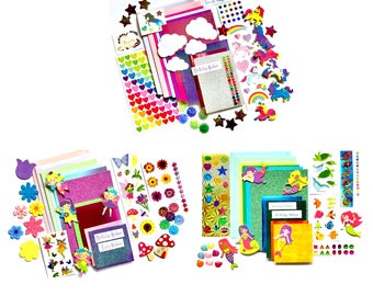 Children's card making kits, Various