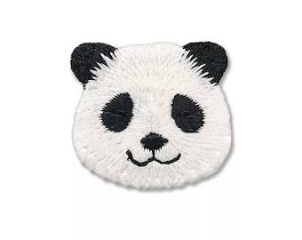 Panda iron on patch