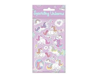 Unicorn Sparkle Stickers