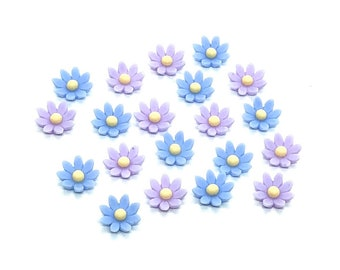 8mm flower embellishments
