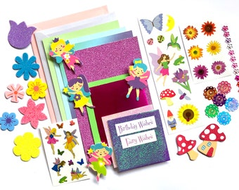 Fairy Card Making Kit