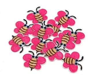 Cute Bee patch x 2