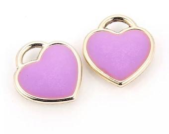 Purple Heart charm