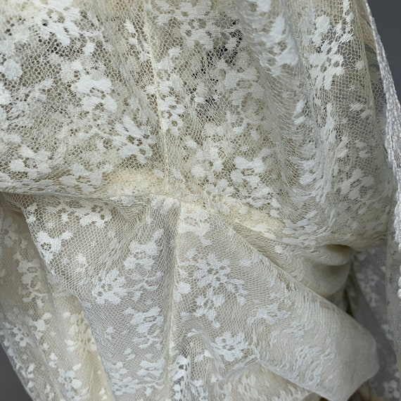 Cottagecore Prairie Dress, 70s Gunne Sax, Lace Fl… - image 8