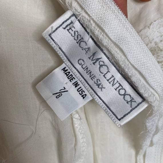 Jessica McClintock Dress, Gunne Sax Prairie Dress… - image 7