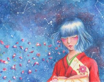 Galaxy (Print)