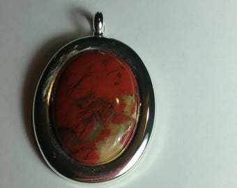 Beautiful Stone Cabochon Pendant