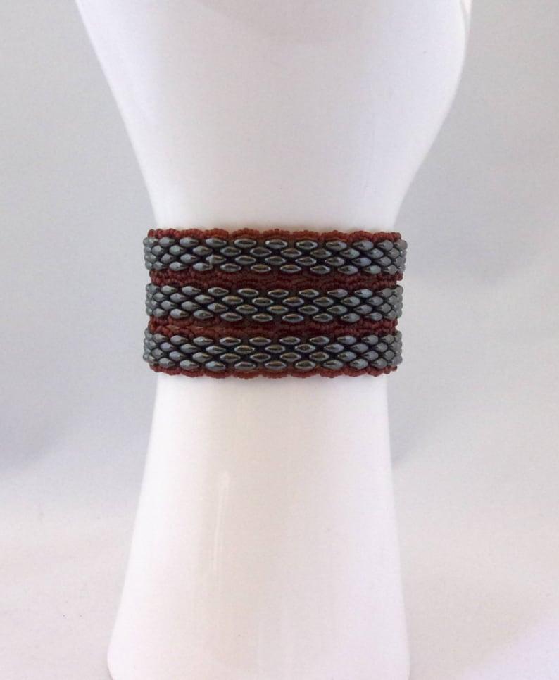 Triple Wrap Bead Bracelet Wrap Bracelet