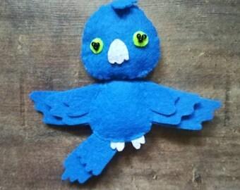 Baby mobile Bird