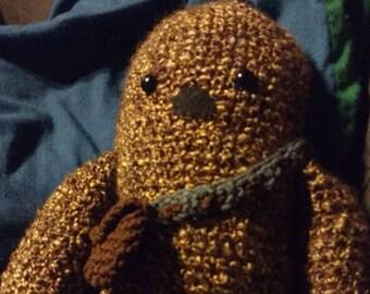 Chewbacca plushie