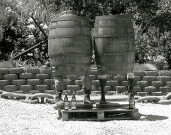 Barrel O' Laughs