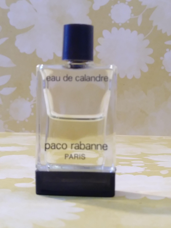 Paco Rabanne Calandre/vintage Vintage parfum/vintage