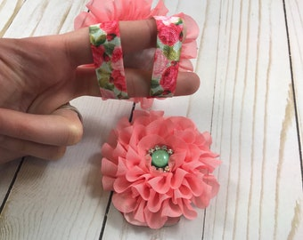 Baby Barefoot Sandals - Baby Shoes - Toddler Sandal - Newborn Sandal - Newborn Shoes - Baby Sandals-Baby Girl Barefoot Shoes-Ready to Ship!