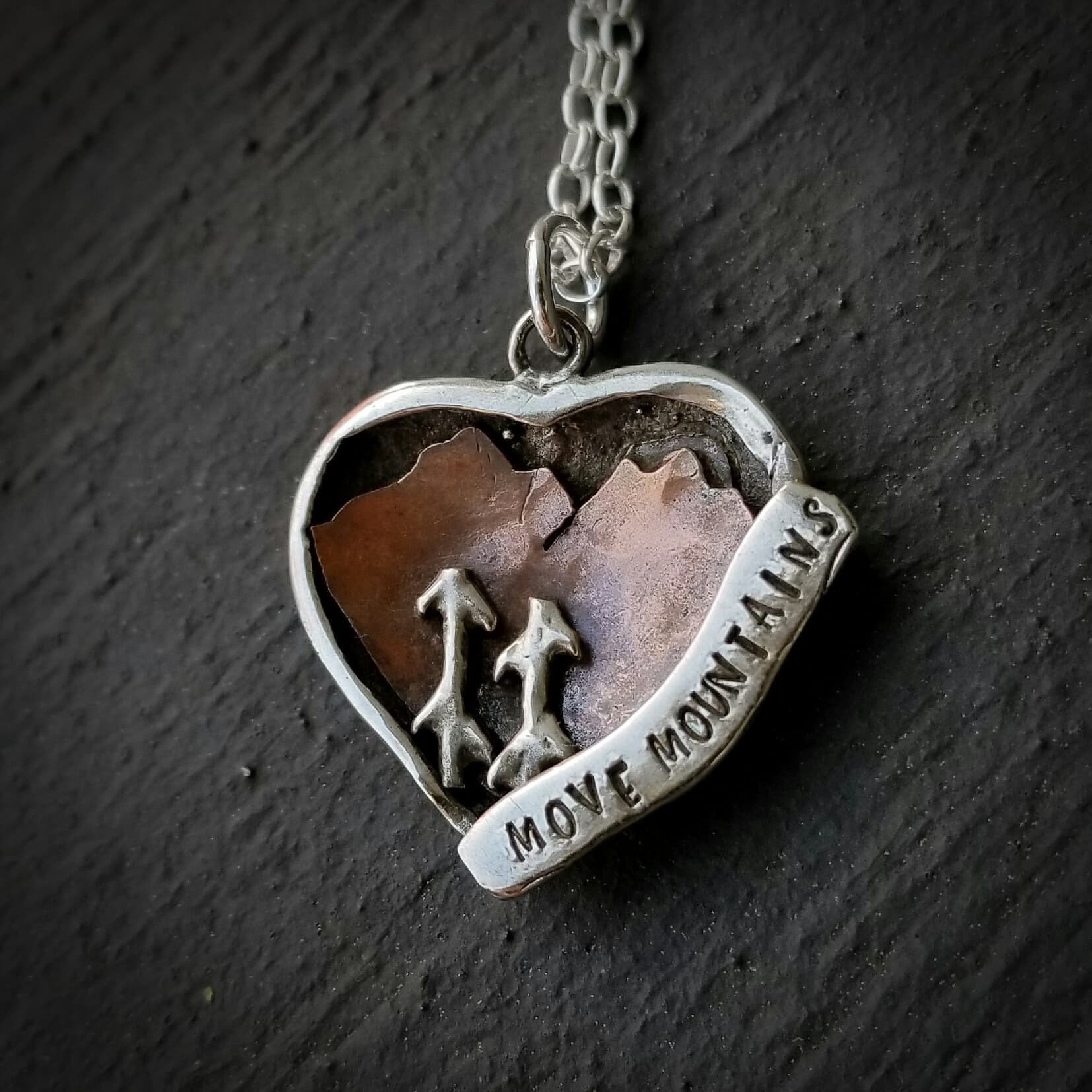 Made in USA Sterling Silver SPRINGER SPANIEL 3D Solid Pendant Charm