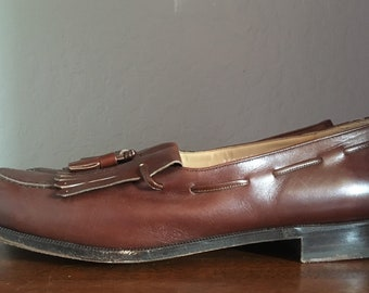 740ab9f9055 Vintage Gucci Loafer with Tassels