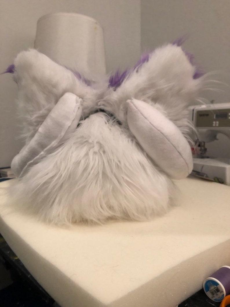 Catdog fursuit! i\u2019ll take offers above 160!!
