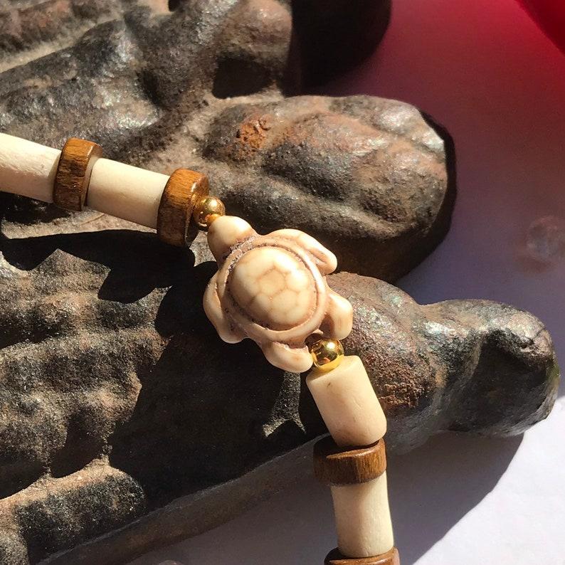 Wooden Anklet Wood Anklet Turtle Anklet Wood Ankle Bracelet Wooden Ankle Bracelet Turtle Ankle Bracelet