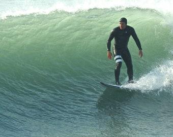 Surfer in Devon